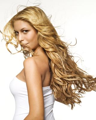 Красивые волосы-уход - c1f